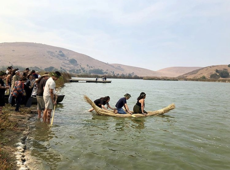Revitalizing Ancestral Practices: The Ohlone Tule Boat Project