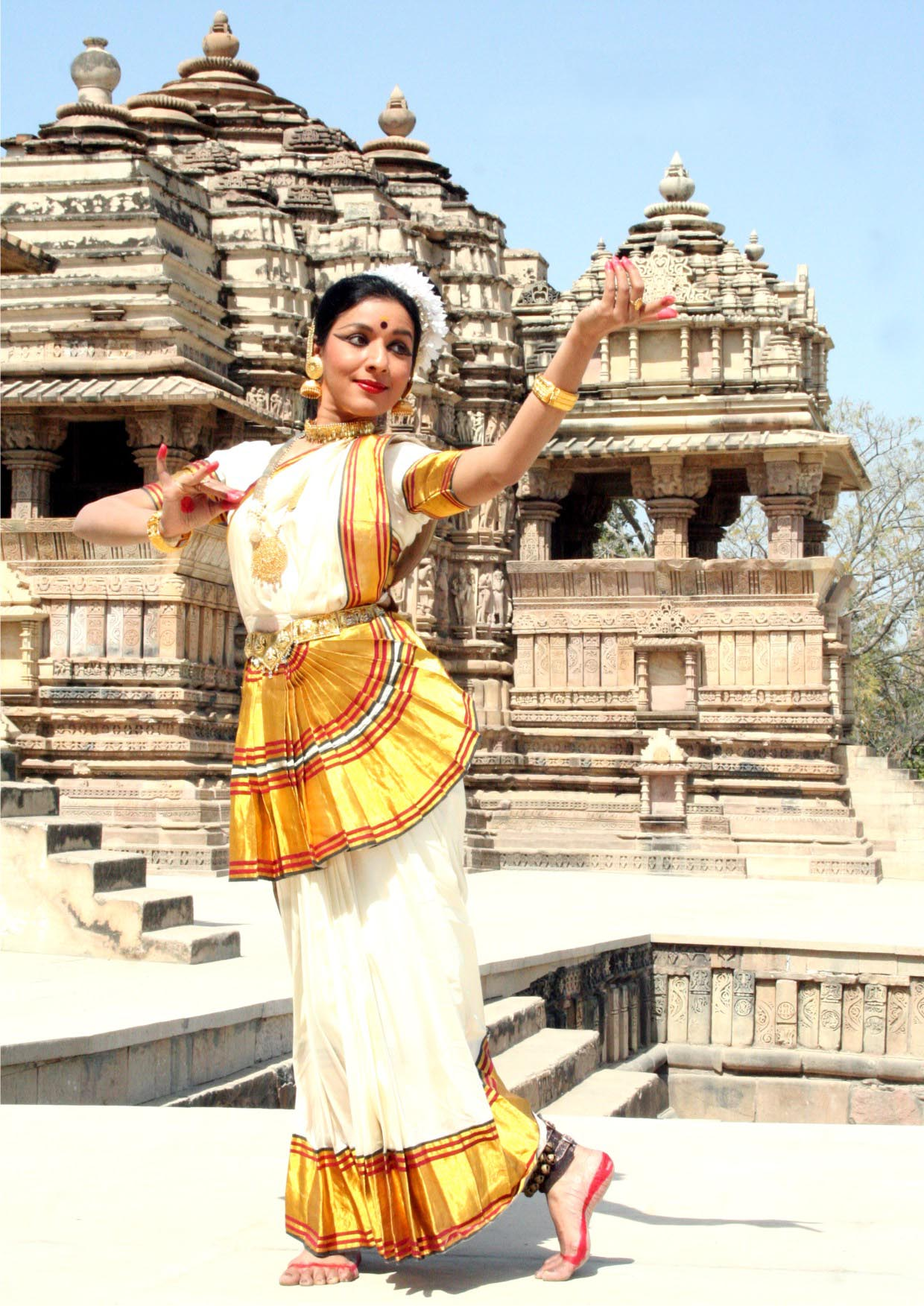 Classical Indian Dance Incorporates a Traditional Aesthetic with Contemporary Social Activism