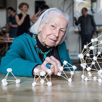 In Memoriam: Professor Emerita Allegra Fuller Snyder (1927-2021)