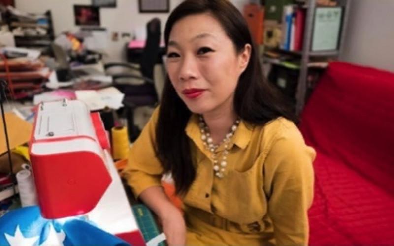 Kristina Wong WAC BA '00
