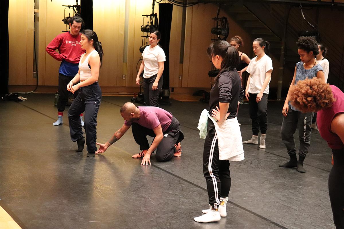 Dance Workshops Open to the Public