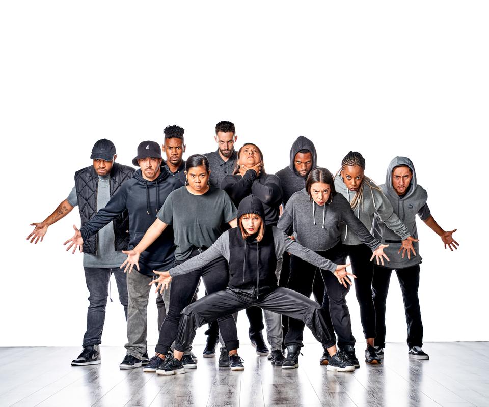 Versa-Style Dance Company Freemind Freestyle